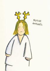 Festive Antlers