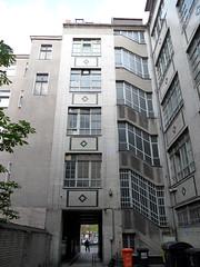1. Hof, Kottbusser Damm 25-26, Berlin-Kreuzberg