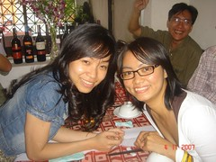 Both of us went to Dinh Tien Hoang primary school