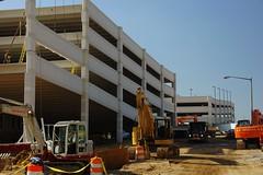 Nationals Park Parking Garages