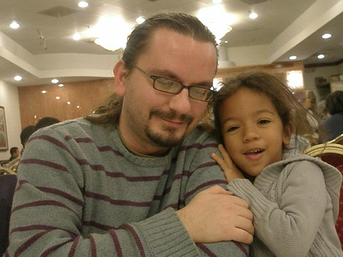 daddy and ilia