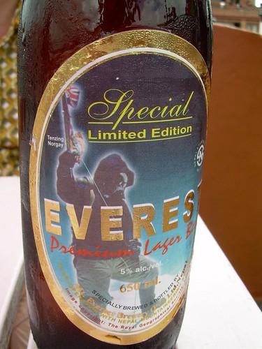 Cerveza Everest