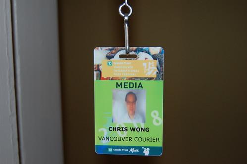 Jazz Fest Media Pass