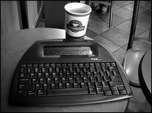 The NEO by AlphaSmart