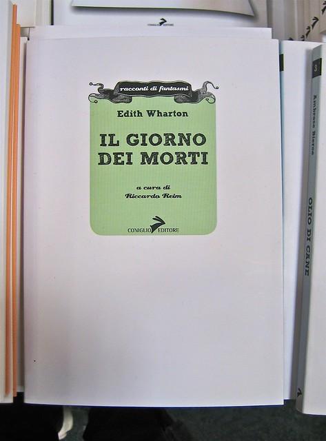 Salone del libro di Torino 2011, Coniglio editore