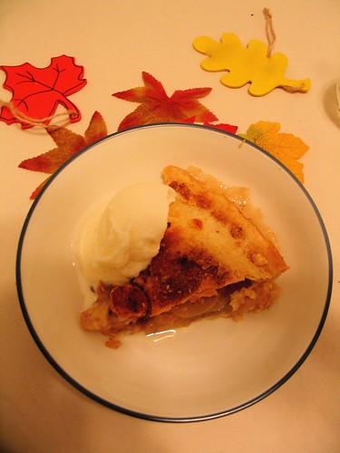 Pie and Ice Cream