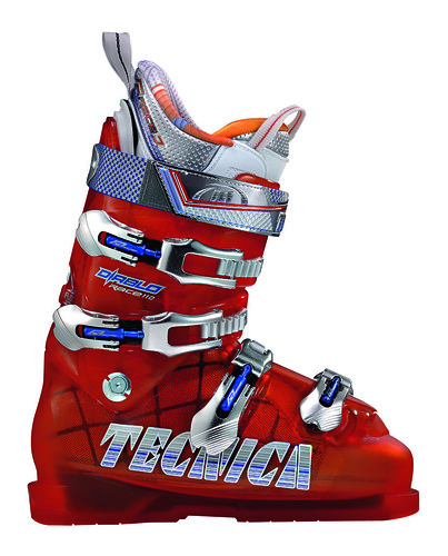 Tecnica Diablo Pro Race 110 Ski Boots Ski Reviews