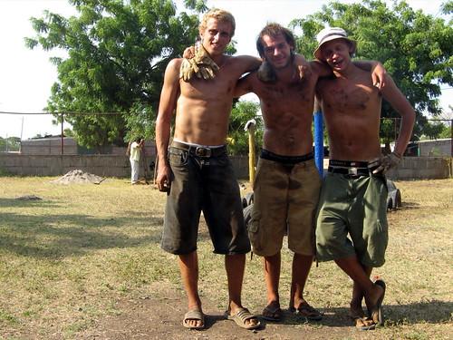 Brigade 2008 i Ciudad Sandino