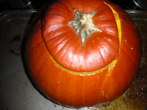Dinner in a Pumpkin - 12
