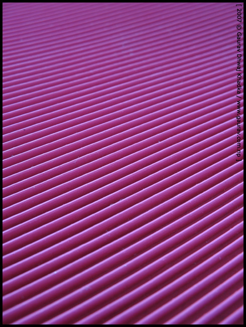 Line abstract IV by Gaurav Dhwaj Khadka