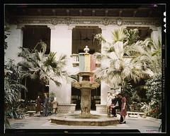 Courtyard of the Pan American Building, Washin...