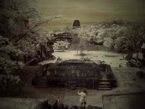 Tikal Gran Plaza