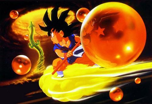 Dragon Ball inicia