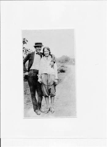Anthony & Adele Vestcyk, circa 1920's