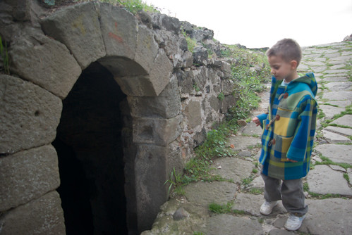 small rooms of Riva Castle, Blacksea side, pentax K10D