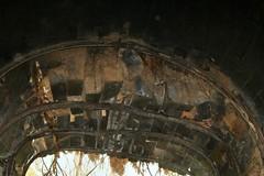 Sandsend Tunnel Collapsing Portal