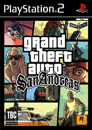 TODOS os Cheats de GTA San Andreas (PS2)  886ad28f0f0