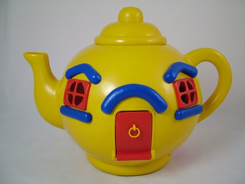 Big Yellow Teapot