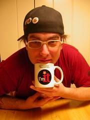 Phil Kliger is IT (even though he has John Herman's coffee mug)