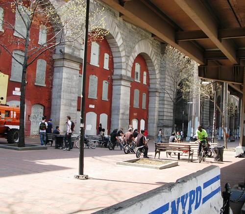 The Brooklyn Banks