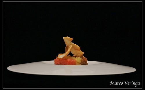 Inca Tomato Tartar