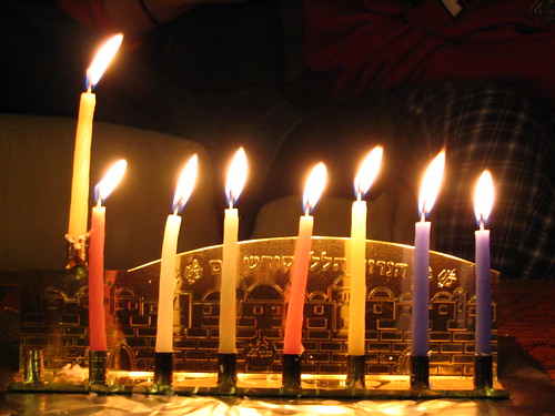 Hanukkah 2007 - Night 7