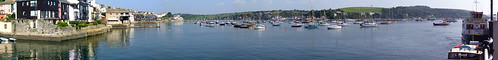 River Fal Panoramic