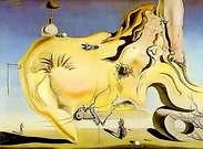 Salvador Dal�. El Gran Mastubador. 1929.