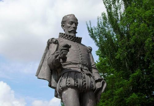 El otro Cervantes