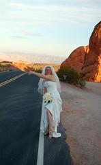 Runaway bride! by ilovebutter
