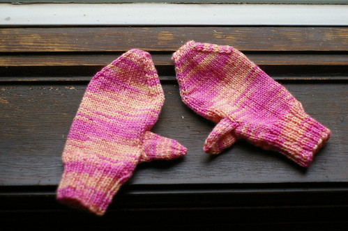 HG's mittens