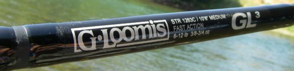 GLoomis STR 1263