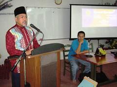 Ucapan Setiausaha Masjid, Tn Hj Wan Abdul Rashid