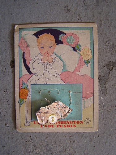 lady washington baby pearls