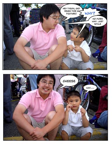 1 page comic