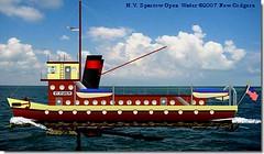 MV Sparrow Back on Course ©2007 New Codgers