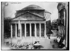 Pantheon - Rome (LOC) by The Library of Congress