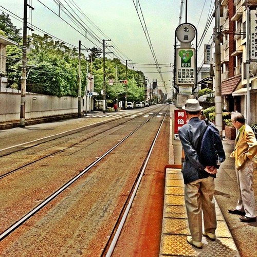 いま電車待ってまーす! #Kitabatake