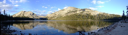 Yosemite Reflections Panorama