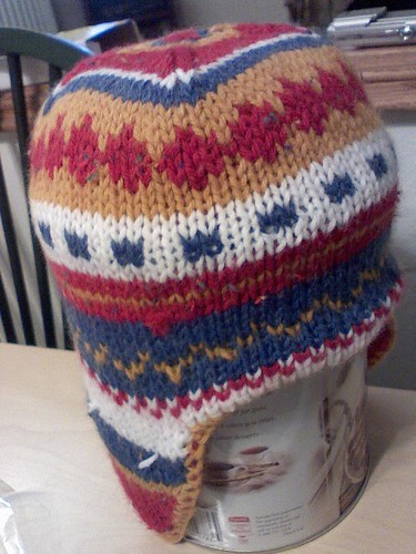 7e438004beb Most Adorable Nephew s Chullo Hat Pattern!