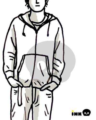 boy sketch