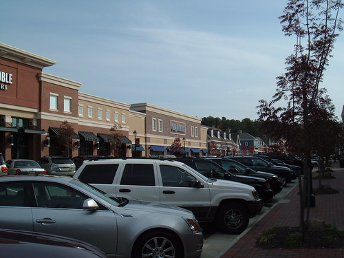 New Town Center, Williamsburg, VA