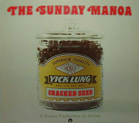 The Sunday Manoa - Cracked Seed