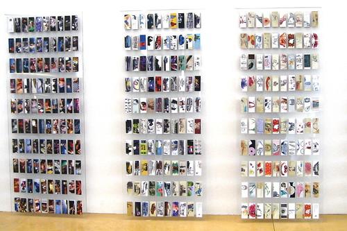 Schöne Sammlung von Moo Cards