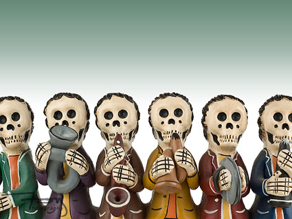 Day of the Dead - Band by mnd.ctrl, on Flickr