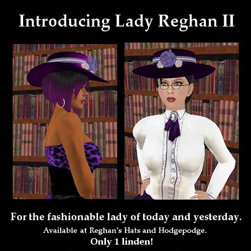 Lady Reghan the II.