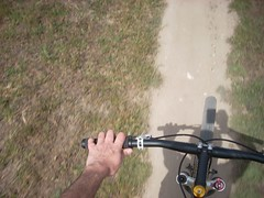 Spot bike test