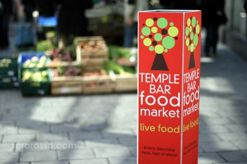 Temple Bar Food Market - Live Food in Dublin, Ireland