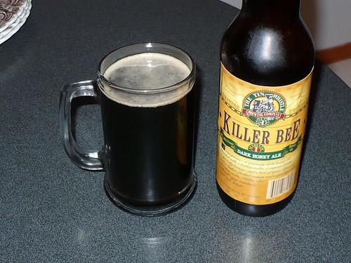 Killer Bee Honey Ale