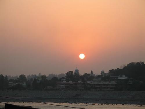 Posta de sol des del Sun-set Concert